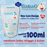 Gabag Kantong Asi 100ml Boy