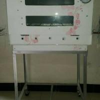 oven gas motif 40x60 free 2 loyang