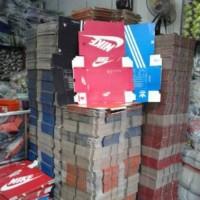 Box Sepatu Adidas Nike Vans Converse New Balance dan box Anak Murah