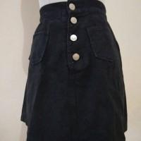 rok pendek / rok hitam / rok jeans / rok branded / rok mini