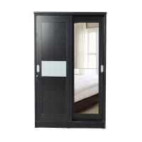 lemari 2 pintu sliding