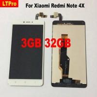 Xiaomi Redmi Note 4X 32 GB LCD Display Touch Screen Part (tanpa Frame)