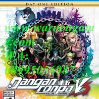 PS4 Danganronpa V3: Killing Harmony (R3 / Reg 3 / English, PS 4 Game)