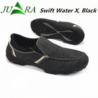 sepatu pria juara swiftwater X loafer slip on canvas MOST WANTED