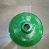 kap hijau lampu WD e27 besar