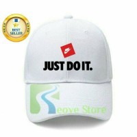 Topi Baseball Nike Just Do It Trucker Snapback - Reove Store