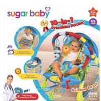BOUNCER SUGAR BABY 10 IN 1 PREMIUM ROCKER ORIGINAL