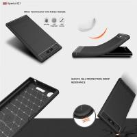 Armor Carbon TPU Case Sony Xperia XZ1