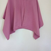 Blouse Kelelawar Pink (SOLD OUT)
