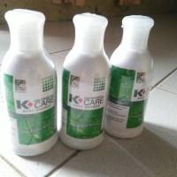 k-care chlorophyll body shower