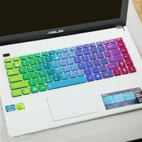 NEW ASUS keyboard protecror Rainbow Colour