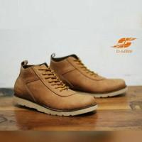 sepatu boots d-island tracking delta kickers brodo casual