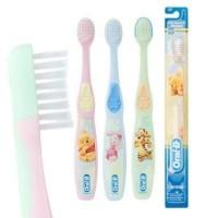 sikat gigi bayi oral b stage 1 0 - 24 bulan
