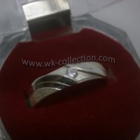 Cincin Perak 925 Minimalis Model PR017