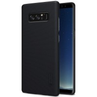 Nillkin Super Frosted Shield cover case Samsung Galaxy Note 8 - Hitam