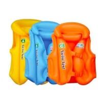 Rompi Renang Anak Pelampung Tiup Swim Vest Pool Jaket Berenang Pengama