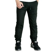 Celana Jogger Hitam | Black | Cheapmonday PSD RebelEight DC VANS
