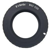 Adapter m42 To Canon Eos AF Comfirm 500d 600d 650d 60d 70d 7d 5d Dll