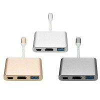 USB type c 3.1 to HDMI multi port 3.0 charger New macbook 12 13 15 PRO