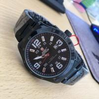 Jam Tangan Pria Formal Murah Army Edittion 0690 Premium Black