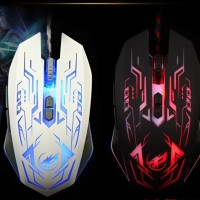 MOUSE GAMING MACRO WARWOLF Q-7/GAMING MOUSE/MOUSE MACRO/MOUSE WARWOLF