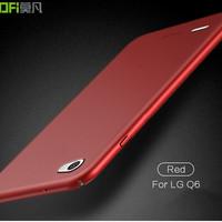 LG Q6 5.5  Baby skin ultra slim hard case