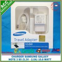 Charger Samsung Galaxy S5 Note 3 ORIGINAL (5.3V - 2A) 10.6 Watt