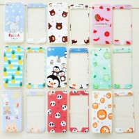 360 Protection Motif Case Iphone 6+ 6S+ 7 7+ 8 8+