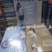 Paket novel Dilan