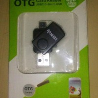 Otg Card reader in Sd card output phone