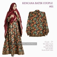 versi kencana batik couple