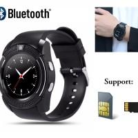 Bluetooth  Smart Watch U13 V8 - Jam Tangan Pintar Support SIM Card