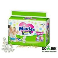 Merries M34 - L30 Popok Anak Tipe Celana Size M isi 34 dan L isi 30
