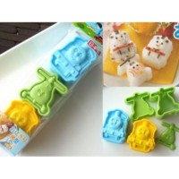 Rice Mold Thomas & Friends ORIGINAL BENTO CETAKAN NASI RICE MOLD