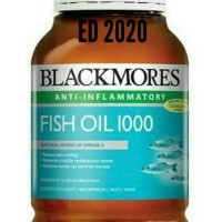 special Blackmores Fish Oil 1000 minyak ikan 400 Kapsul