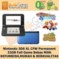 Nintendo 3DS XL CFW 32GB | REFURBISH