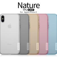 Soft Case Nillkin iPhone X TPU Nature Series