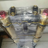 Shock Depan Up Side Down USD Byson Vixion Universal Red Black Gold