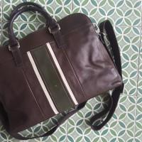 Fossil messenger bag preloved authentic