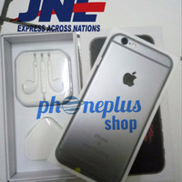 apple iphone 6s 16gb grey second mulus