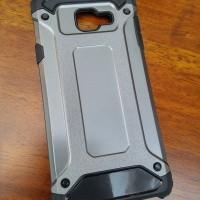 Samsung Galaxy C9 PRO Defender Armor Case - Soft Gel + Polycarbonate