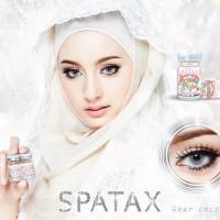 Softlens Sweety Spatax Only Grey / Abu-abu