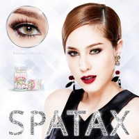 Softlens Sweety Spatax Only Brown (Coklat)