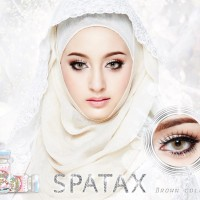 Softlens Sweety Spatax Only Brown / Coklat Natural