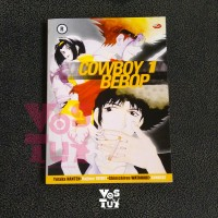 Komik Manga Cowboy Bebop vol 1