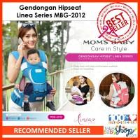 Gendongan Moms Baby Hip Seat Carrier Motif 2012