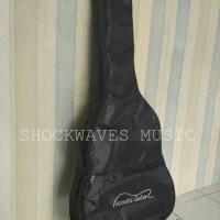 Softcase Tas Gitar Akustik ukuran Jumbo