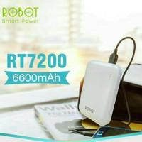 Powerbank Robot RT7200 6600 Mah by VIVAN ORIGINAL