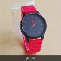 jam tangan marc jacobs wanita / jtr 574 merah