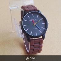 jam tangan marc jacobs wanita / jtr 574 coklat